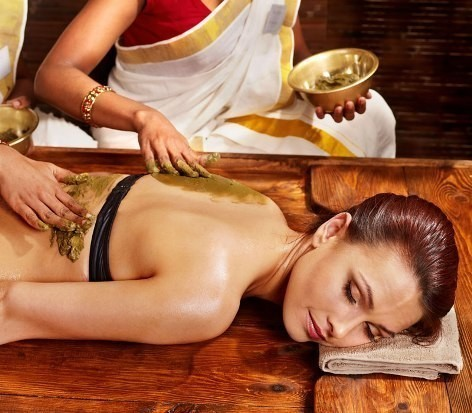 ayurvedic kerala health spa